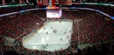 PNC Arena, secção: 332, fila: F, lugar: 17