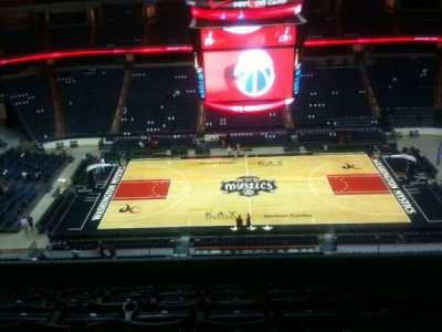 Capital One Arena secção 417