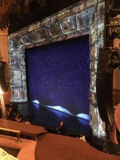 St. James Theatre secção Mezzanine