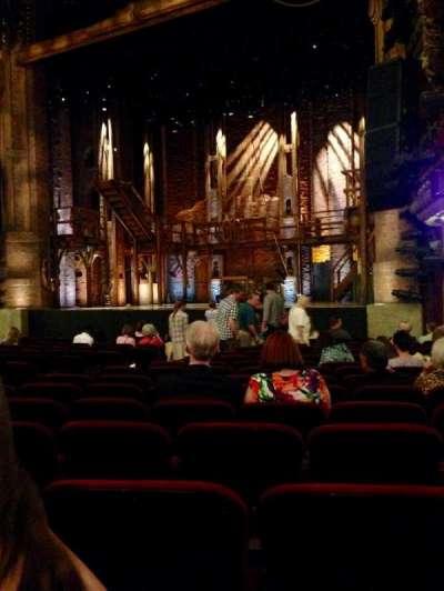 PrivateBank Theatre, secção: Orchestra R, fila: Q, lugar: 14