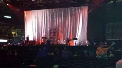 Staples Center secção Floor 3