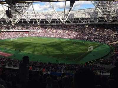 London Stadium secção 214