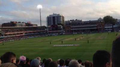 Lord's Cricket Ground, secção: 19, fila: T, lugar: 72