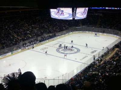 Madison Square Garden secção 419