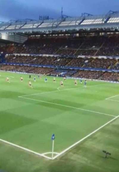 Stamford Bridge, secção: Shed Upper, fila: 1, lugar: 264