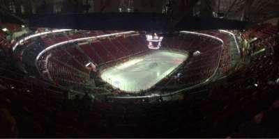 PNC Arena, secção: 310, fila: N
