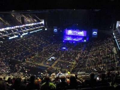 The O2 Arena, secção: 414, fila: S, lugar: 775