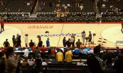 Staples Center secção 101