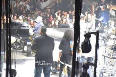 Madison Square Garden, secção: 110, fila: 11, lugar: 19