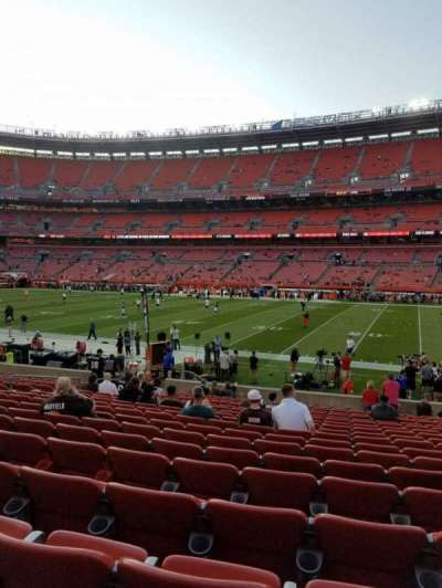 FirstEnergy Stadium secção 111