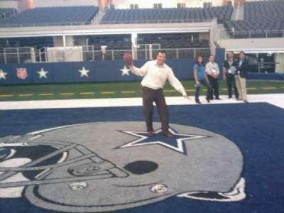 AT&T Stadium secção Endzone