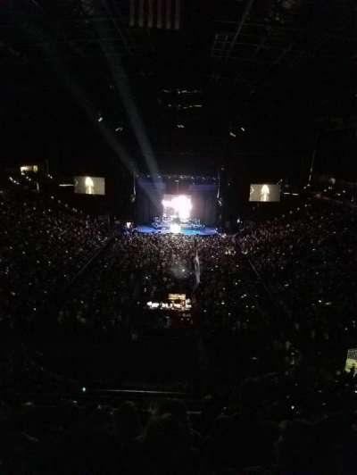 VyStar Veterans Memorial Arena secção 312