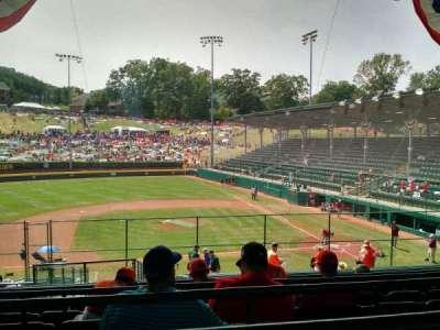 Howard J. Lamade Stadium, secção: 3, fila: L, lugar: 321