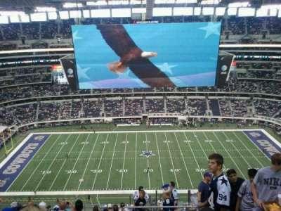 AT&T Stadium secção 413