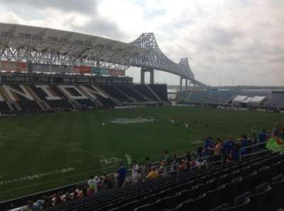 Talen Energy Stadium secção General Admission