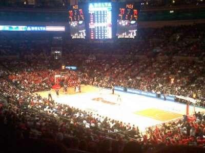 Madison Square Garden, secção: 119