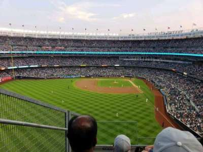 Yankee Stadium secção 334