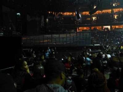 Capital One Arena secção 121