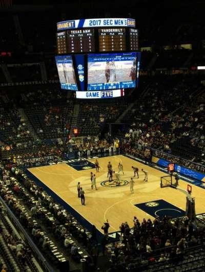Bridgestone Arena secção 35