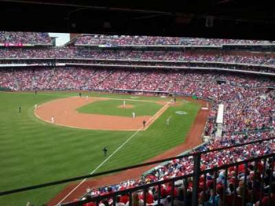 Citizens Bank Park secção 237