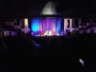 Orpheum Theatre (Boston) secção Orchestra LC