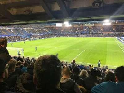 Stamford Bridge secção MATTHEW HARDING LOWER 11