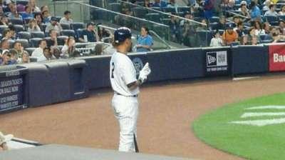 Yankee Stadium secção 017a