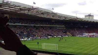 Hampden Park secção East Stand
