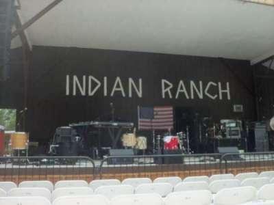 Indian Ranch, secção: Floor Left, fila: 6A, lugar: 8