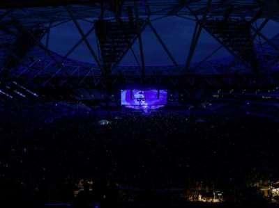 London Stadium secção 249