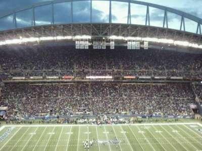 CenturyLink Field, secção: 310