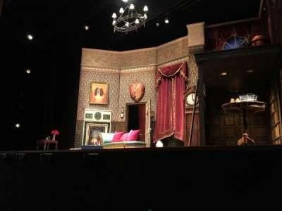 Lyceum Theatre (Broadway) secção ORCHO