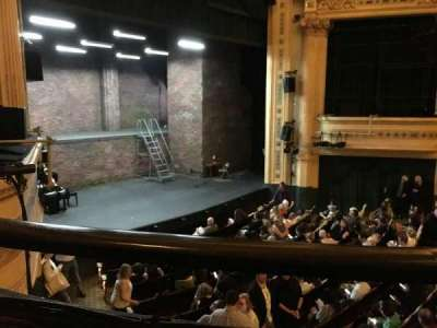 Hudson Theatre secção Dress Circle L