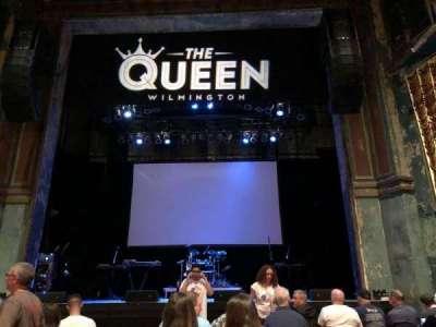 The Queen secção GA Floor