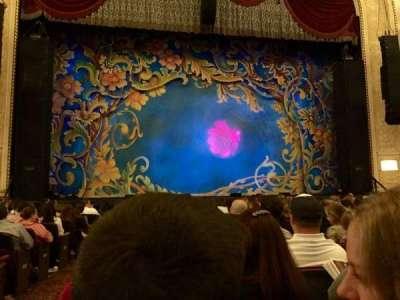 Proctor's Theatre secção Orchestra C