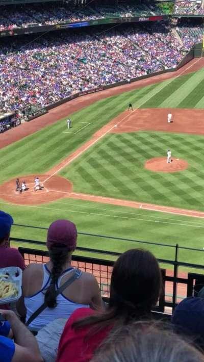 T-Mobile Park, secção: 321, fila: 4, lugar: 21