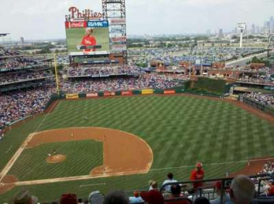 Citizens Bank Park secção 415