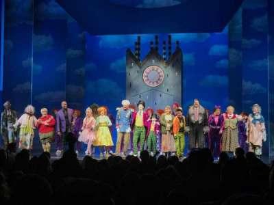 Lunt-Fontanne Theatre, secção: ORCH, fila: P, lugar: 112