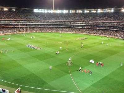 Melbourne Cricket Ground secção Q13