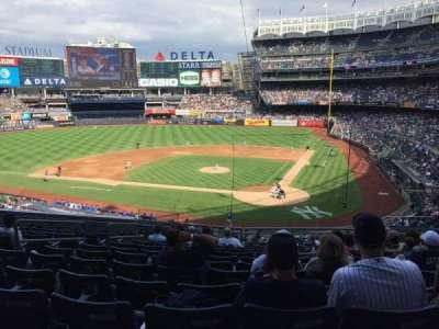 Yankee Stadium secção 221B