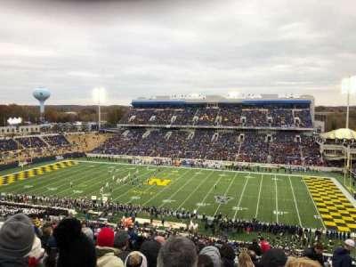 Navy-Marine Corps Memorial Stadium, secção: 102, fila: 27, lugar: 16