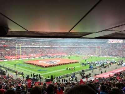 Wembley Stadium, secção: 129, fila: 44, lugar: 177