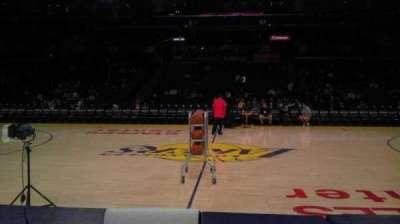 Staples Center secção 101CT