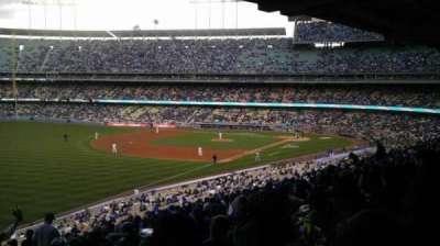 Dodger Stadium secção 159LG