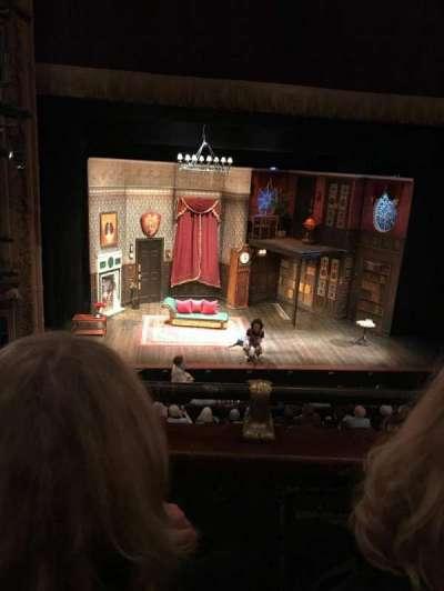 Lyceum Theatre (Broadway) secção Mezzanine L