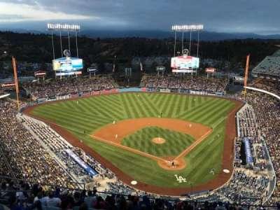 Dodger Stadium secção 5TD