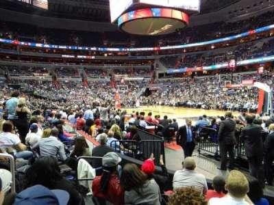 Capital One Arena secção 103