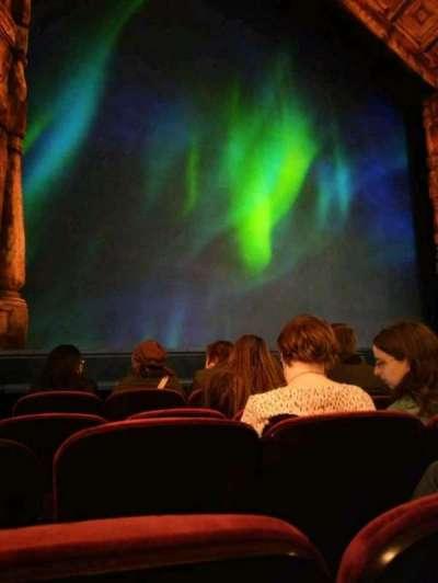 St. James Theatre secção Orch L