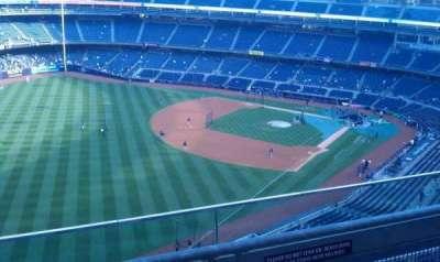 Yankee Stadium secção 431b