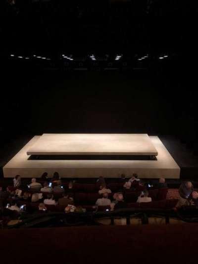 Ethel Barrymore Theatre, secção: Front Mezzanine C, fila: A, lugar: 109